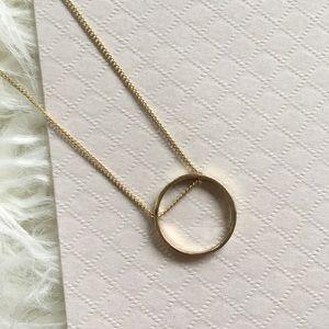 Minimalist Choker Necklace